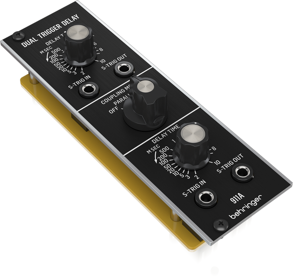 Behringer 911A Dual Trigger Delay Eurorack Module-ThePedalGuy