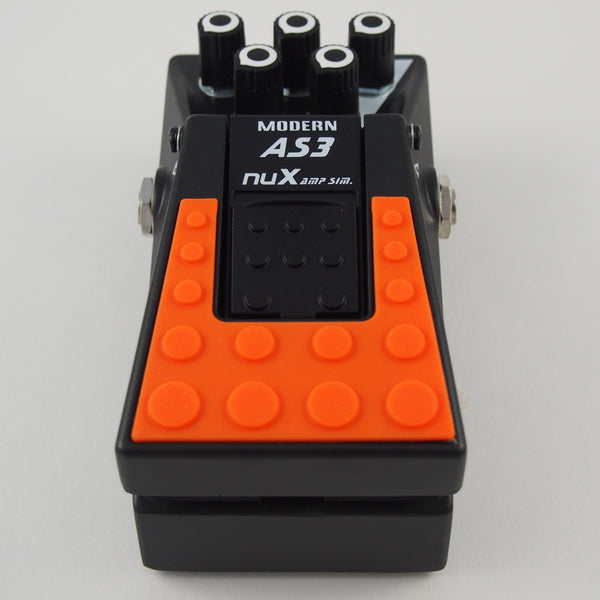 NuX AS-3 Amp Simulator Pedal-ThePedalGuy