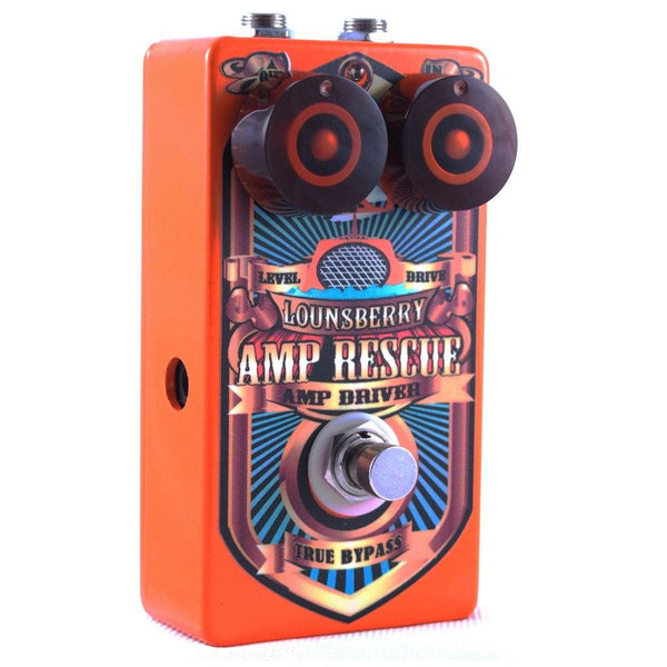 Lounsberry Pedals ARO-1 Amp Rescue Preamp Pedal-ThePedalGuy