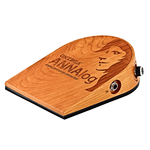 Ortega ANNAlog Percussion Stomp Box-ThePedalGuy