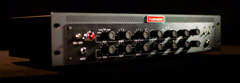 Positive Grid BIAS Rack Processor - Amp Match Rack Mounted Processor with Bluetooth/USB-ThePedalGuy