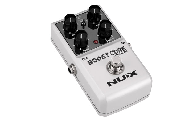 NuX Boost Core Deluxe-ThePedalGuy