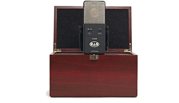 CAD Microphones Complete Studio Bundle with E100S, AS22 Acoustic Shield, and MH210W Headphones-ThePedalGuy