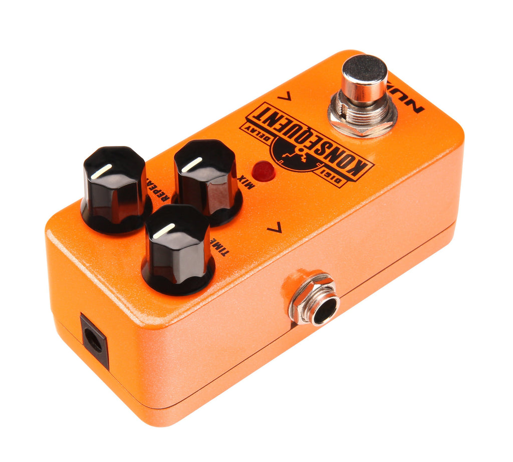 NUX NUX Konsequent Digital Delay Pedal NEW