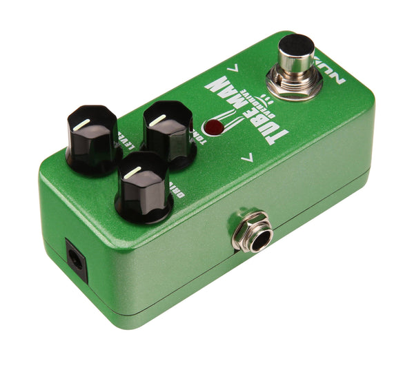 NUX Tube Man Overdrive Pedal Open Box-ThePedalGuy