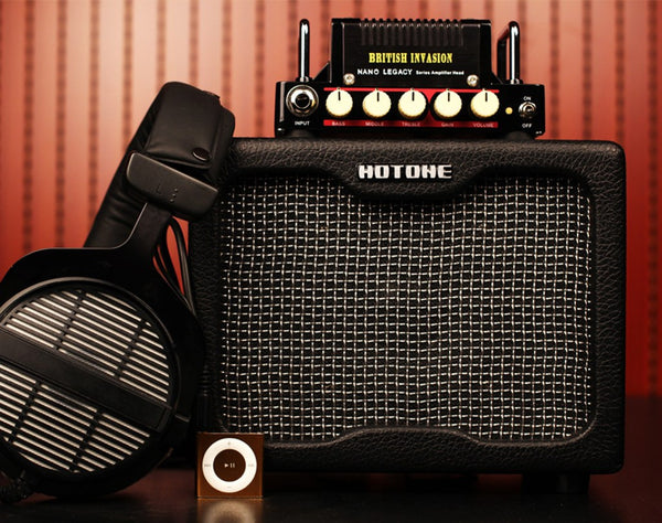 Hotone Nano Legacy Guitar Cabinet-ThePedalGuy
