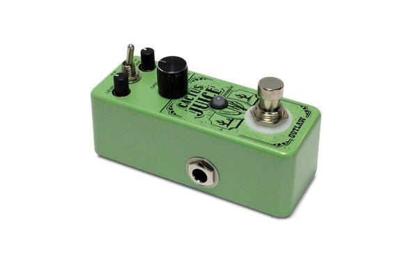 Outlaw Pedals CACTUS JUICE Screamer-Style Overdrive Pedal-ThePedalGuy