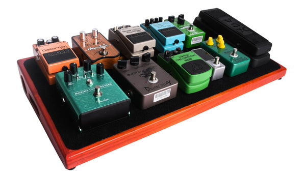 Ruach Music Carnaby Street 3 Pedalboard Bundle with Solderless and Adapters-ThePedalGuy