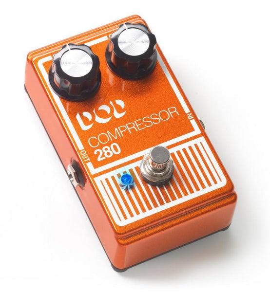 DOD Compressor 280 Pedal Reissue B Stock-ThePedalGuy