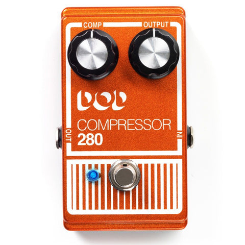 DOD Compressor 280 Pedal Reissue-ThePedalGuy