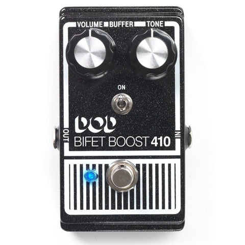 DOD Bifet Boost 410 Pedal Reissue-ThePedalGuy