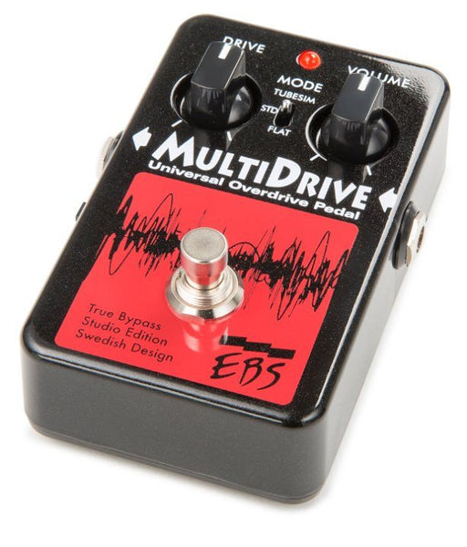 EBS MultiDrive -Studio Edition Bass Pedal-ThePedalGuy