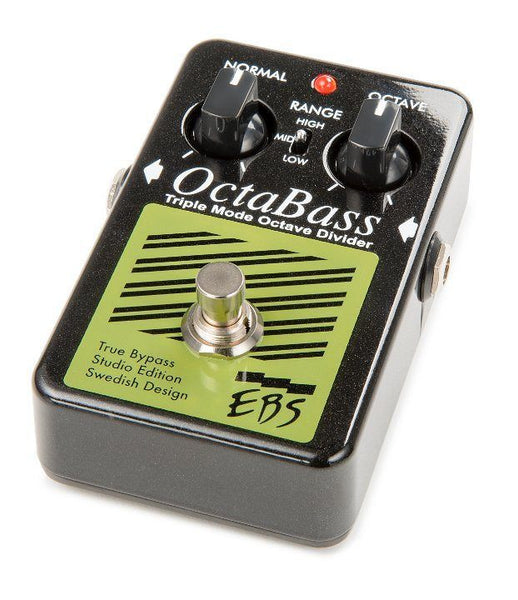 EBS OctaBass-Studio Edition Bass Pedal B Stock-ThePedalGuy