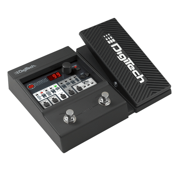The DigiTech XP Element Guitar Multi-Effects Processor with Expression Pedal Open Box-ThePedalGuy