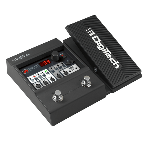 The DigiTech XP Element Guitar Multi-Effects Processor with Expression Pedal-ThePedalGuy