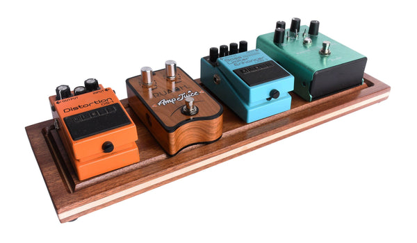 Ruach Music Foxy Lady 2 Pedalboard (3rd Generation)-ThePedalGuy