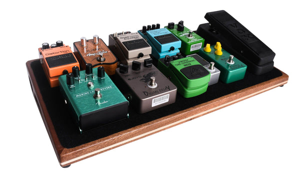Ruach Music Foxy Lady 3 Pedalboard Bundle with Mooer Power Supply-ThePedalGuy