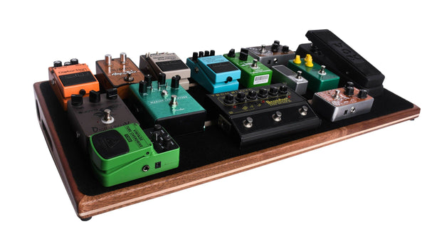 Ruach Music Foxy Lady 4 Pedalboard (3rd Generation)-ThePedalGuy