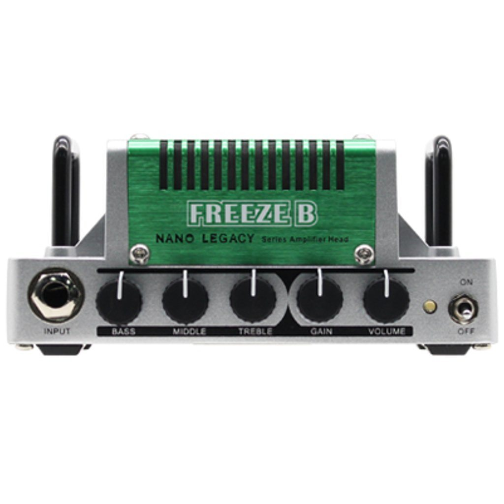 Hotone Nano Legacy Freeze B 5W Amp Head Open Box-ThePedalGuy