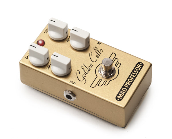 Mad Professor Golden Cello Overdrive/Delay Pedal-ThePedalGuy