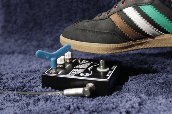 GloKnob Effects Pedal Foot Controller Classic-ThePedalGuy