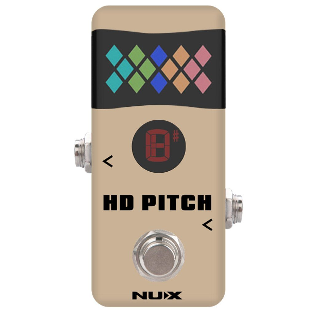 NuX HD Pitch Tuner Pedal-ThePedalGuy
