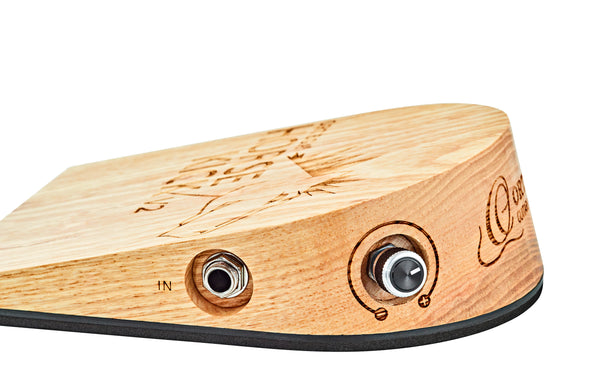 Ortega Horse Kick V2 Digital Stomp Box/ Cajon Bass-ThePedalGuy
