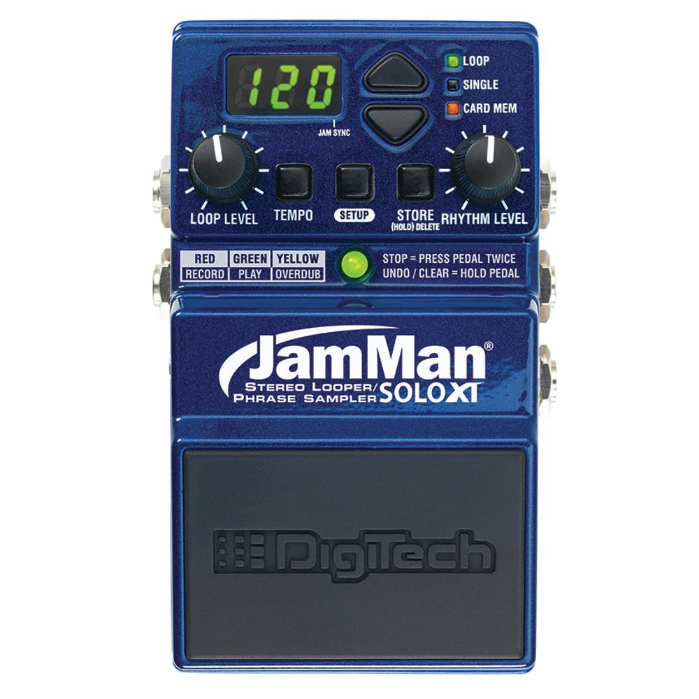Digitech Jamman Solo XT Stereo Looper Pedal-ThePedalGuy