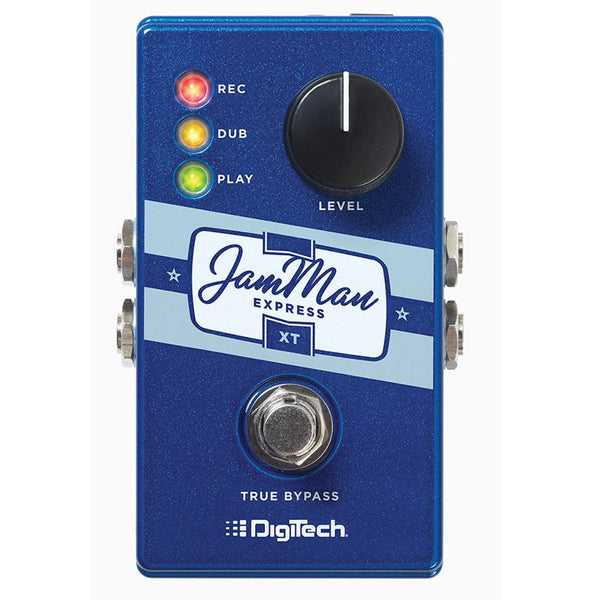 Digitech Jamman Express XT Stereo Looper Pedal-ThePedalGuy
