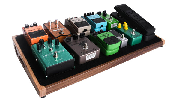 Ruach Music Kashmir 3 Pedalboard Bundle with Mooer Power Supply-ThePedalGuy
