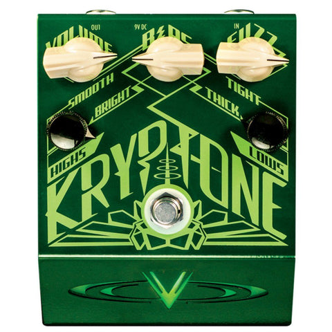 The Deep Trip Kryptone Fuzz Pedal-ThePedalGuy