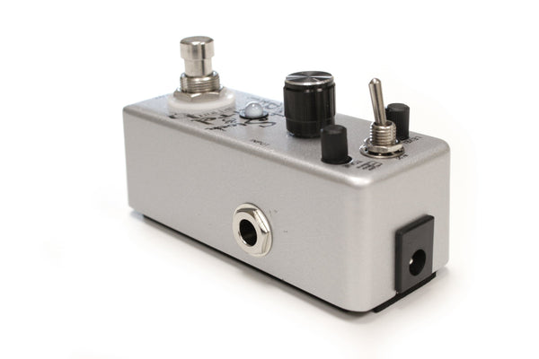 Outlaw Pedals LOCK STOCK BARREL Distortion Pedal-ThePedalGuy