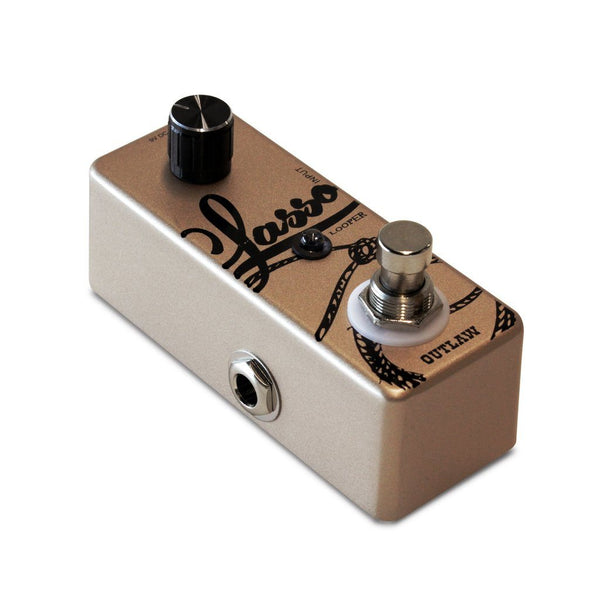 Outlaw Pedals LASSO LOOPER Pedal-ThePedalGuy
