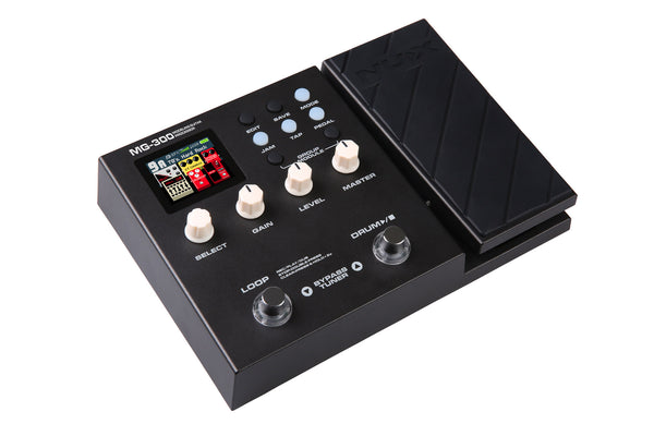NuX MG-300 Modeling Guitar Processor B STOCK-ThePedalGuy