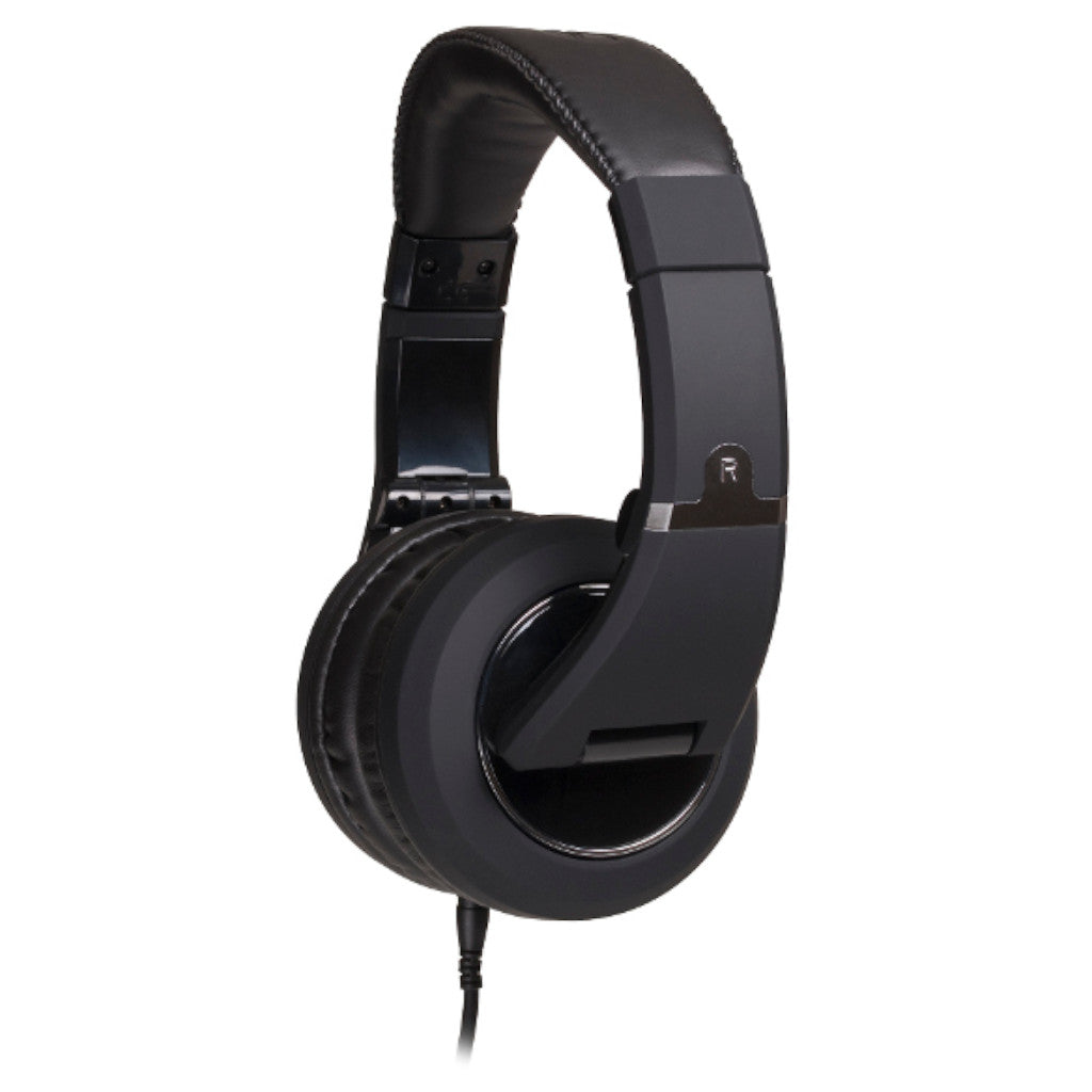 CAD Closed-back Studio Headphones - Black - Two Cables, Two Sets Earpads-ThePedalGuy