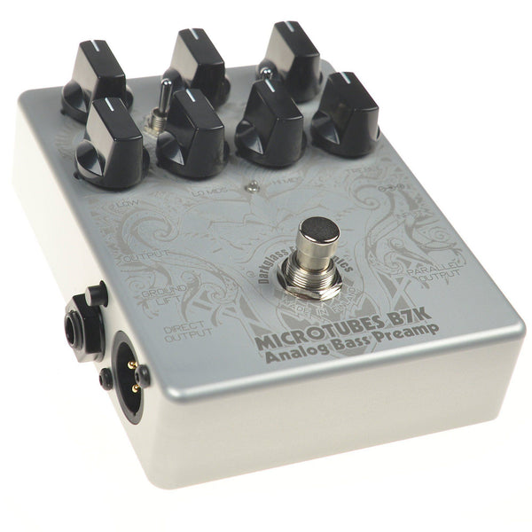 Darkglass Microtubes B7K Limited Edition-Joker Bass Preamp Pedal-ThePedalGuy