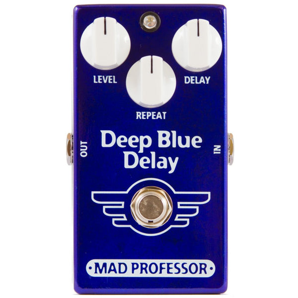 Mad Professor Deep Blue Delay Guitar Pedal-ThePedalGuy