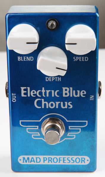 Mad Professor Electric Blue Chorus Guitar Pedal-ThePedalGuy