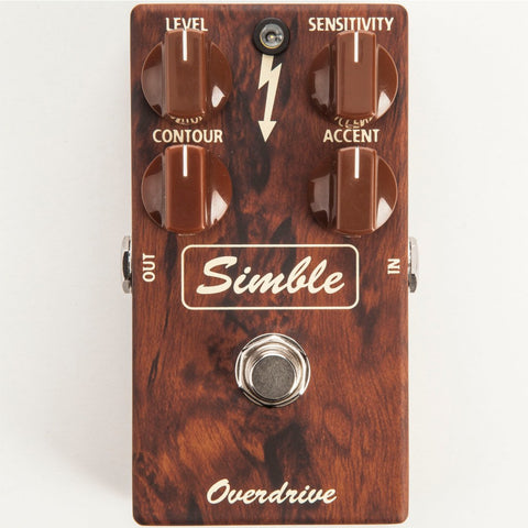 Mad Professor Simble Overdrive Pedal-ThePedalGuy