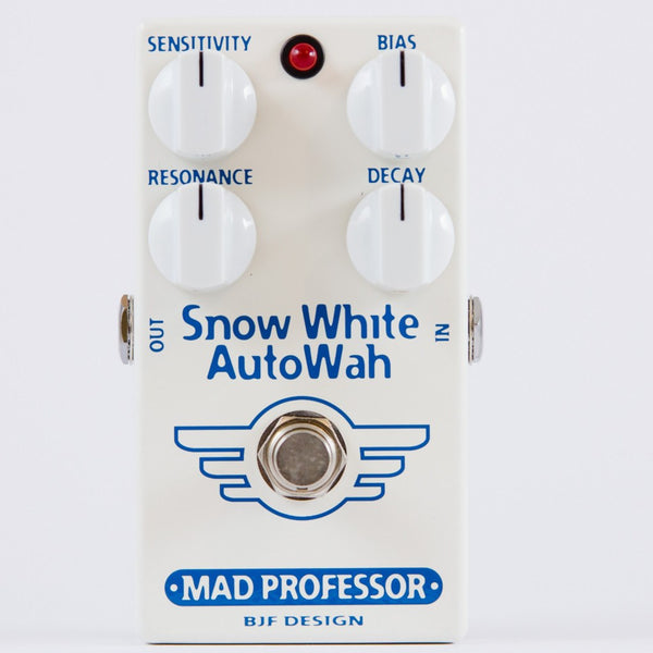 Mad Professor Snow White Guitar and Bass Autowah Pedal-ThePedalGuy