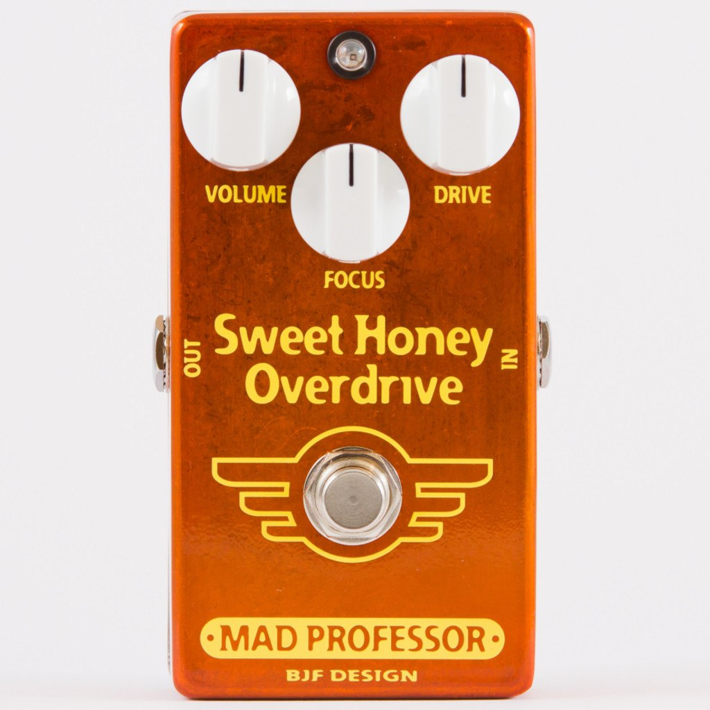 Mad Professor Sweet Honey Overdrive Pedal-ThePedalGuy