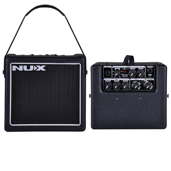 NuX Mighty 8SE Portable Digital Guitar Amplifier Open Box-ThePedalGuy