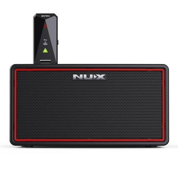 NuX Mighty Air Wireless 4W Stereo Modeling Amplifier Includes Transmitter-ThePedalGuy