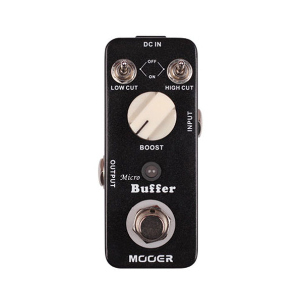 Mooer Micro Series Buffer Pedal-ThePedalGuy