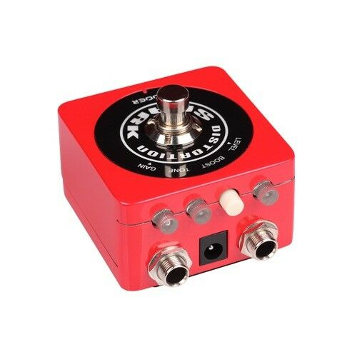 Mooer Spark Distortion SDS1 Pedal-ThePedalGuy