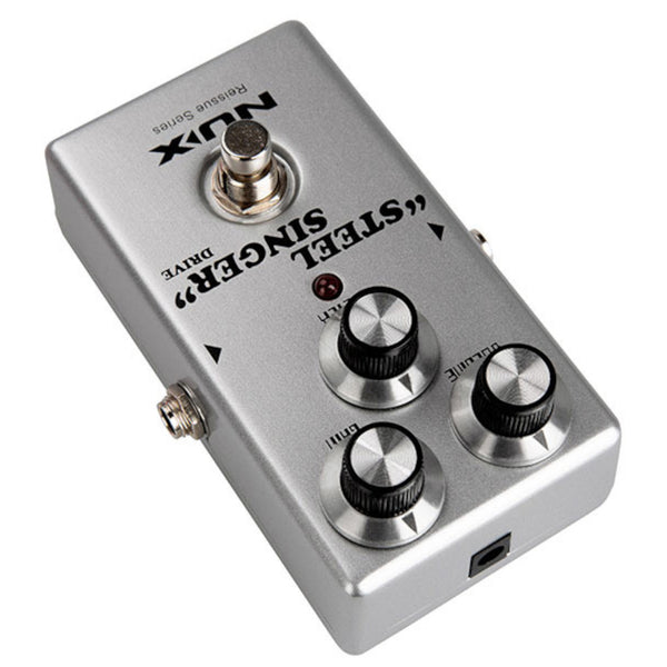 NuX Steel Singer Drive Reissue Series Pedal Based on Dumble Steel String Singer-ThePedalGuy