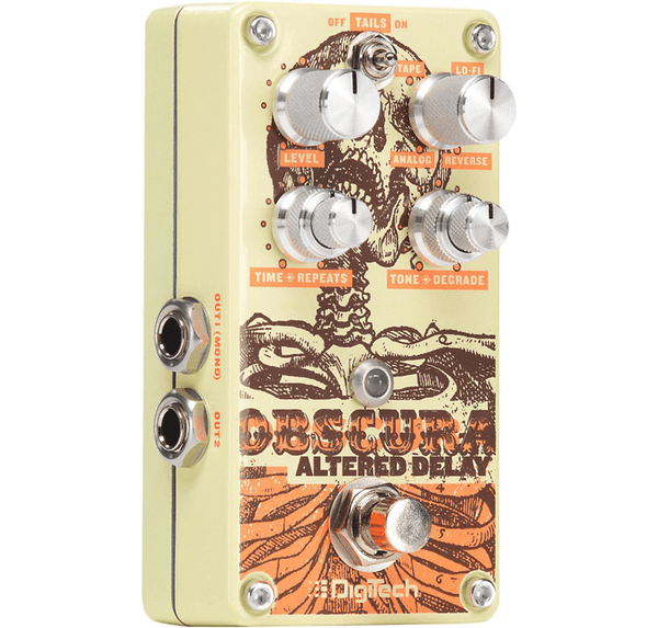 DigiTech Obscura Altered Delay Pedal-ThePedalGuy