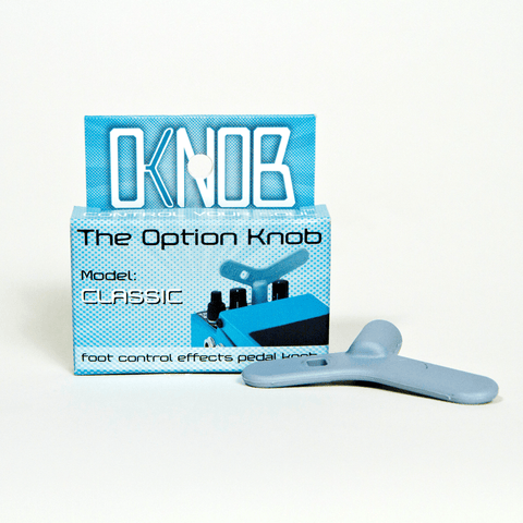 OKnob Effects Pedal Foot Controller Classic-ThePedalGuy