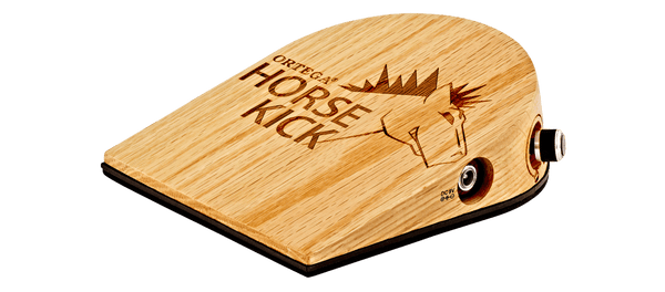 Ortega Horse Kick Digital Stomp Box/ Cajon Bass-ThePedalGuy