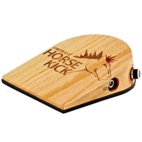 Ortega Horse Kick Digital Stomp Box/ Cajon Bass B Stock-ThePedalGuy